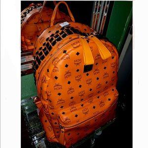 COPY - MCM Stark Studded Backpack